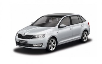 MTL Car Rentals - Skoda Rapid Spaceback Compact