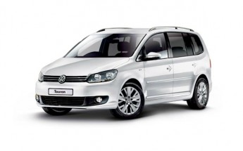 MTL Car Rentals - VW Touran AUT. MPV