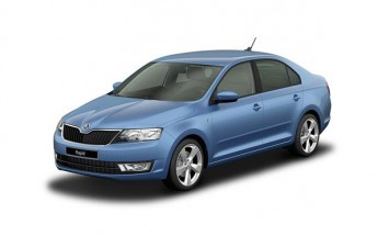 Rent a car Montenegro MTL - Skoda Rapid Intermediate