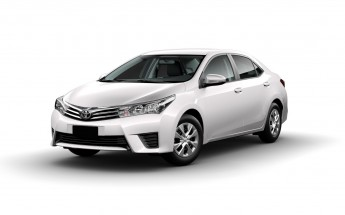 Rent a car Montenegro MTL - Toyota Corolla Intermediate
