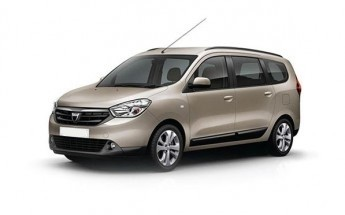 Rent a car Montenegro MTL - Dacia Lodgy 5+2 MPV