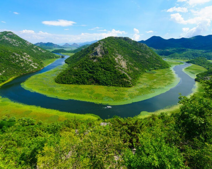 Blog Lake Skadar National park – Stunning Wildlife