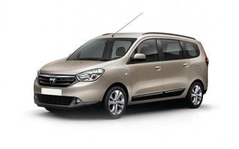 Rent a car Montenegro MTL - Dacia Lodgy 5+2 MPV
